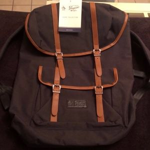 An Original Penguin Backpack by Munsingwear!